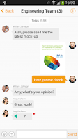 Screenshot of ZOOM Cloud Meetings