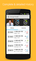 Screenshot of Call Log Monitor