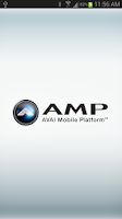 Screenshot of AMP App
