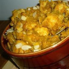 Easy Baked Chicken Korma
