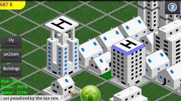 Screenshot of City Mayor II