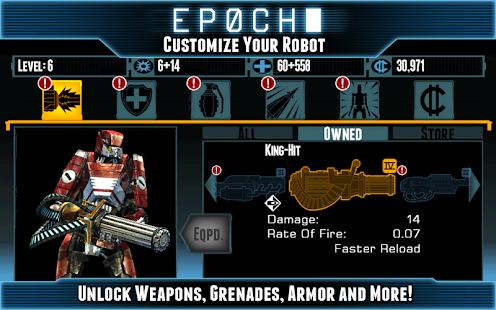 EPOCH apk screenshot