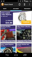 Screenshot of Woot Check - Daily Deals