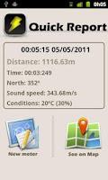 Screenshot of Storm Meter Lite
