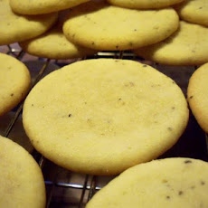Black Pepper Butter Cookies