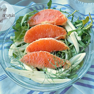 Arugula Fennel Grapefruit Salad Recipes