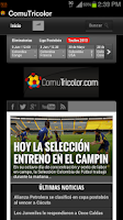 Screenshot of Comunidad Tricolor