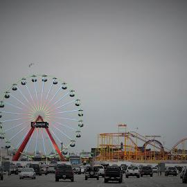 by Paula Blair-Johns - City,  Street & Park  Amusement Parks