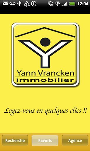 Yann Vrancken Immobilier
