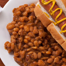 Easy Slow-Cooker Baked Beans Recipe