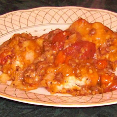 Ww Core - Bubbling Pizza Casserole