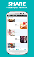 Screenshot of LetSnap (Beta version)