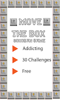 Screenshot of Move The Box: SOKOBAN