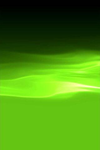 Liquid Green Live Wallpaper