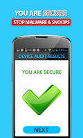 Screenshot of Privacy Shield