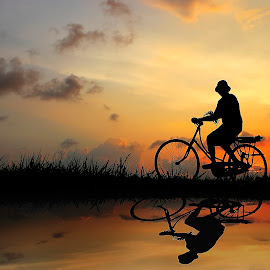 seko ngaret by Wartono Kumpulono - Transportation Bicycles