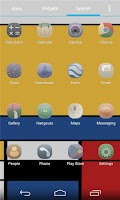 Screenshot of Mentarian Icons & Wallpapers