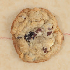 Kendra's Vanilla-Cherry Chocolate Chip Cookies