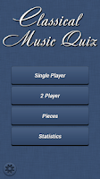 Screenshot of Classical Music Quiz