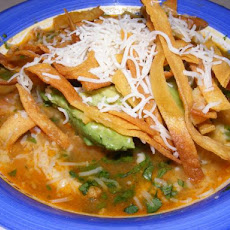 Chicken Tortilla Soup (Similar to Houston's)