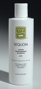 Sequoia hair shampoo by Y-Y skincare