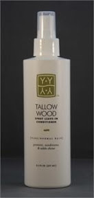 Tallowe Wood Spray Leave-in hair conditioner