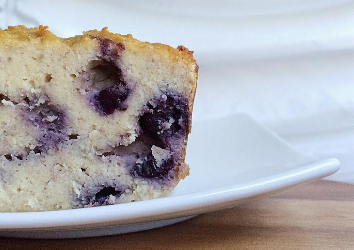 Blueberry Coconut Flour Banana Bread Recipe | Yummly