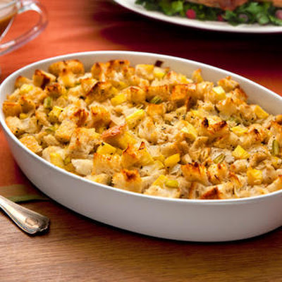 Basic Apple and Sage Stuffing