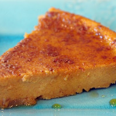 Spiced Maple Butternut Squash Tart