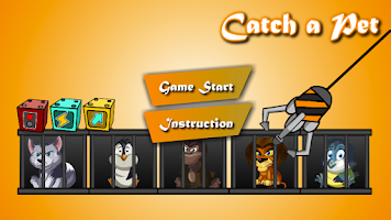 Screenshot of Catch a Pet