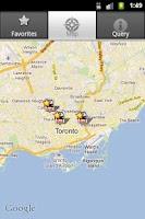 Screenshot of Urban Step - Toronto