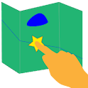 TouchOver Map icon