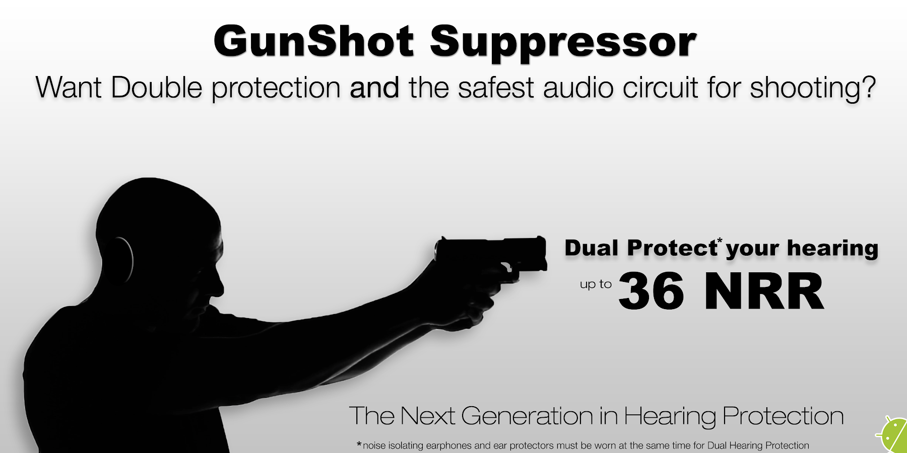 GunShot Suppressor Screenshot 0