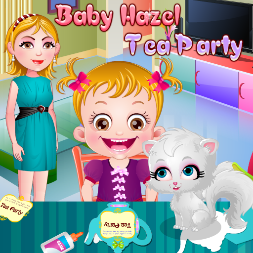 Baby Hazel Tea Party - screenshot