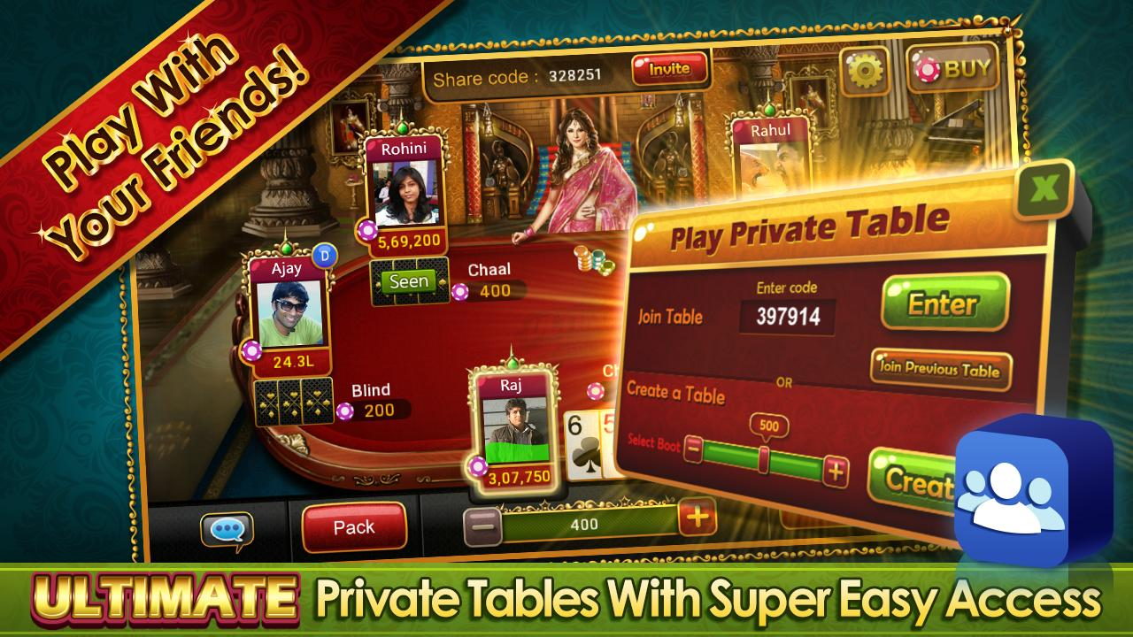 Ultimate Teen Patti Screenshot 17
