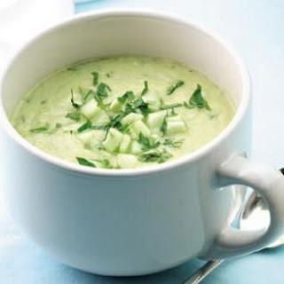 Hot Cucumber Soup Recipes