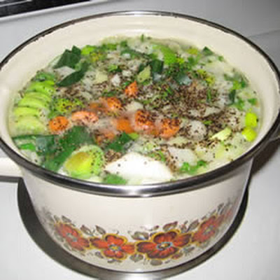 Chicken Soup I