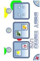 Screenshot of Baby Memory