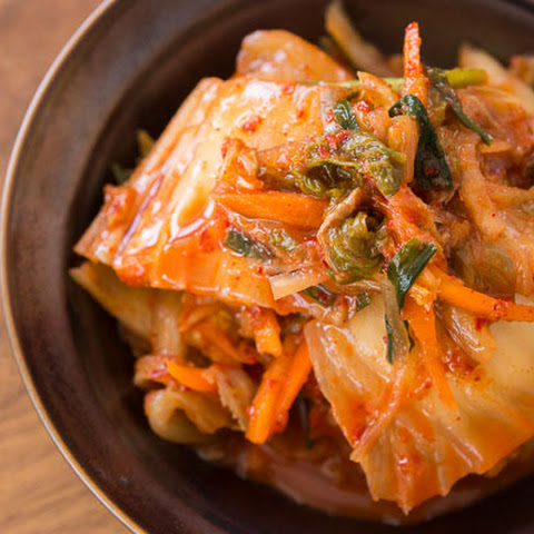 Chili Paste Kimchi Recepten | Yummly