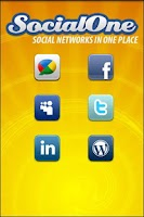 Screenshot of Social One
