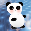 Dance Panda Lock Screen icon
