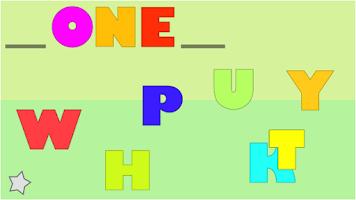 Screenshot of Kids Spelling Games - FREE