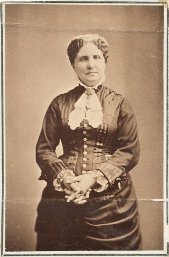 Mary Livermore (December 19, 1820 – May 23, 1905)