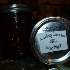 Strawberry Guava Jam