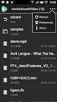Screenshot of VPlayer Unlocker