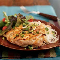 Chicken with Sherry-Soy Sauce