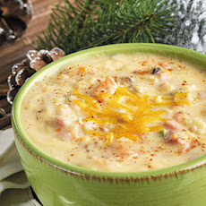 Mom's Chilly-Day Cheese Soup