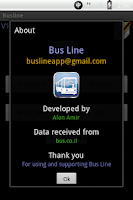 Screenshot of Bus Line