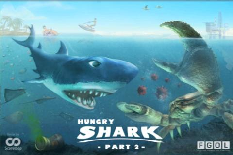 Hungry shark2