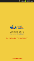 Screenshot of Janmarg BRTS Ahmedabad